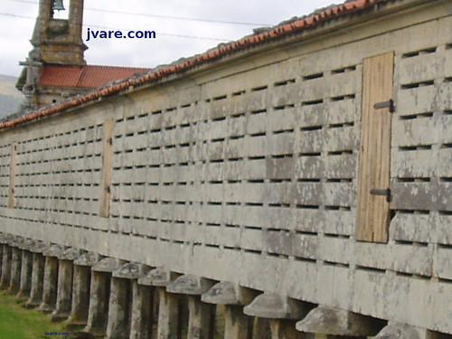 Tejado Horreo Carnota 2009