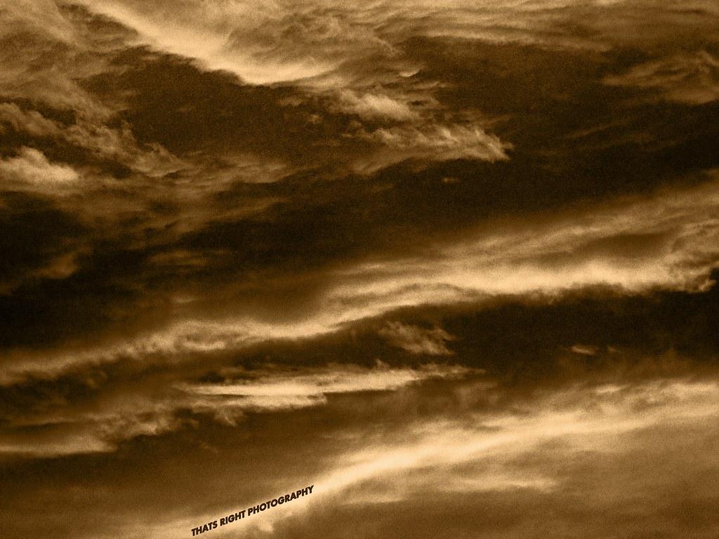 Sepia Sky