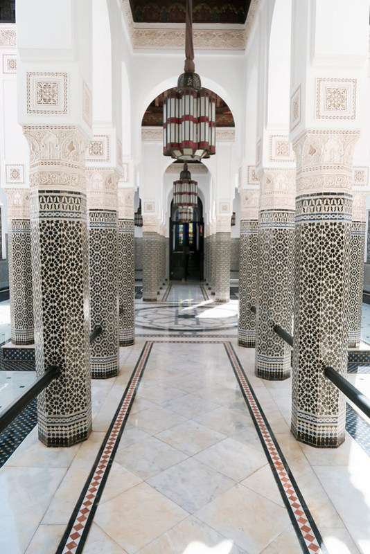 Marrakech Part 1 - La Mamounia Palace