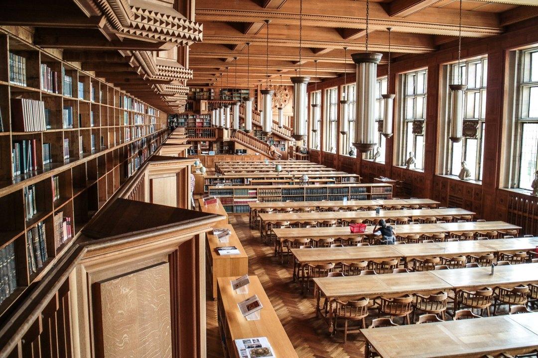 Biblioteca (Lovanio)