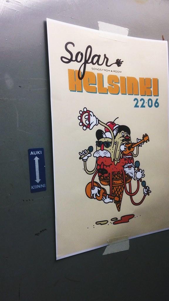 Sofar Sounds Helsinki