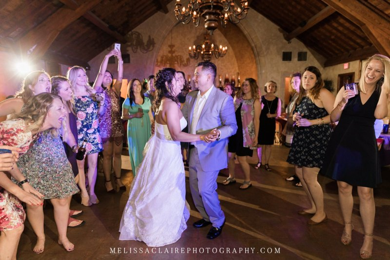 Joe T Garcia's Wedding Reception