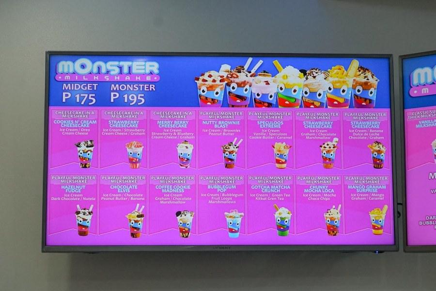 Monster Milkshake at Ayala Mall Vertis North (5 of 42)
