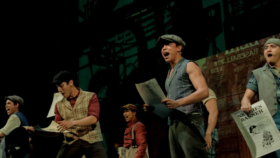 Globe Live & 9 works Disney The Newsies (37 of 41)