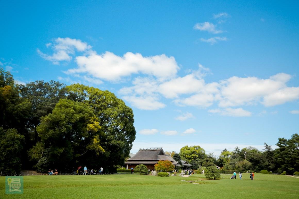 岡山景點自由行 岡山後樂園與岡山城 2016-544