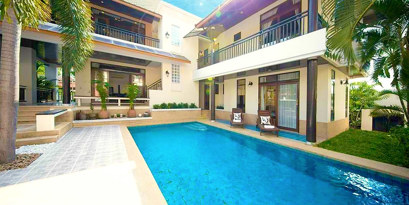 Hotels With Pool Villas In Pattaya