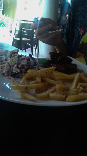 A Quick Lunch in Galle