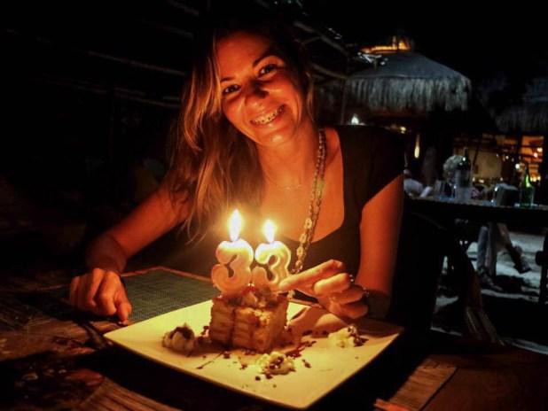 Cumpleaños Yolanda