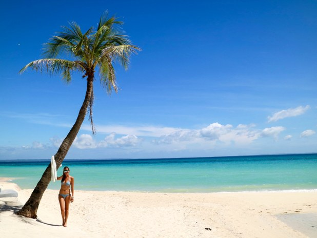 Kota beach Bantayan