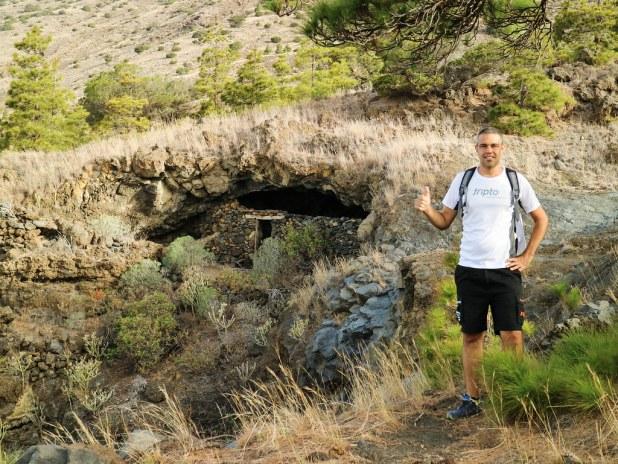 Cuevas en El Hierro