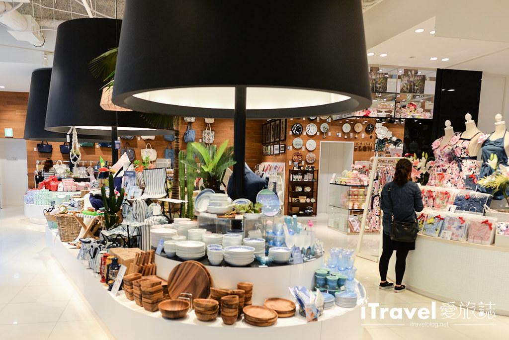 福冈购物商场 生活杂货连锁店Francfranc (4)