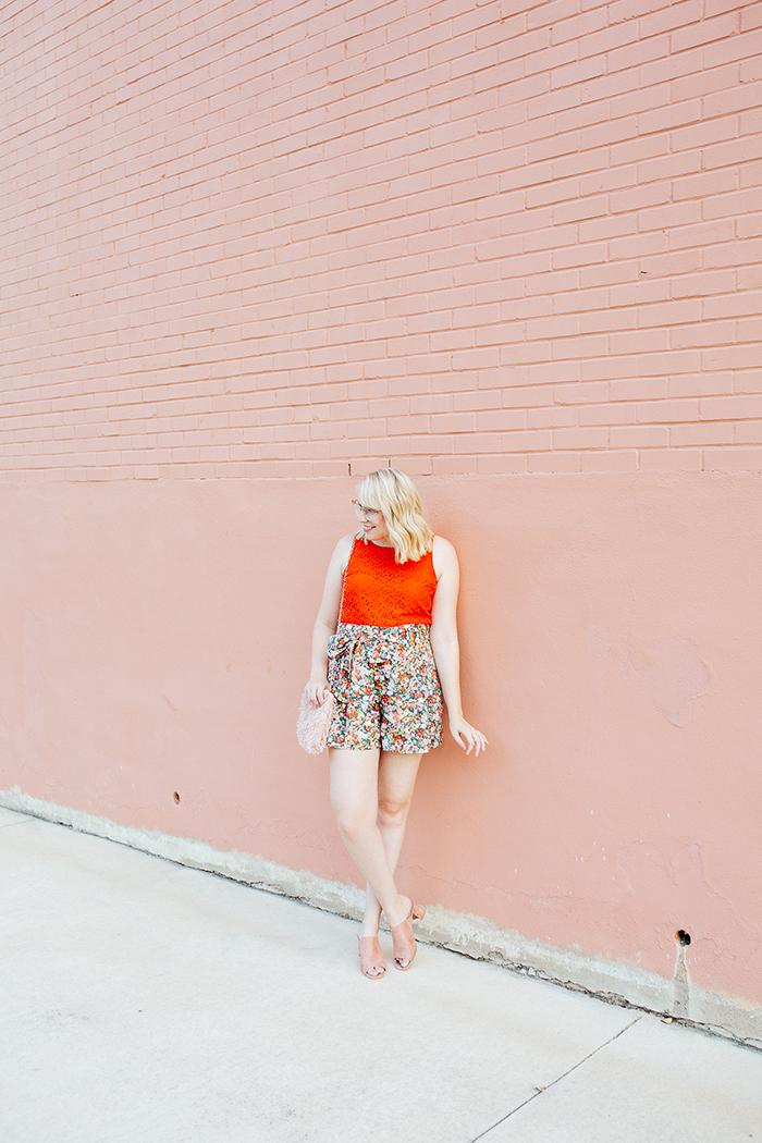 austin style blogger writes like a girl jcrew liberty floral shorts7