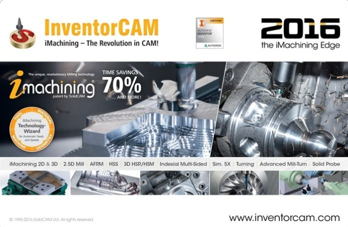 InventorCAM 2016 Documents and Training Materials