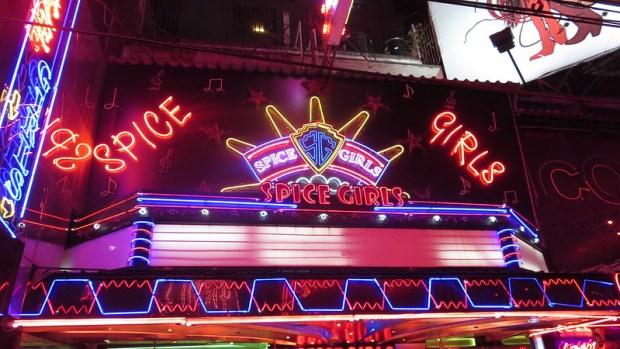 Sexy Soi Cowboy Bangkok playground