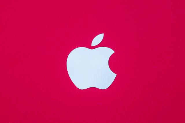 MacBook Pro 2017 + wraplus red