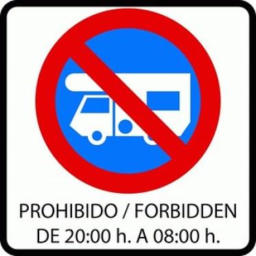 Prohibido-Estacionar