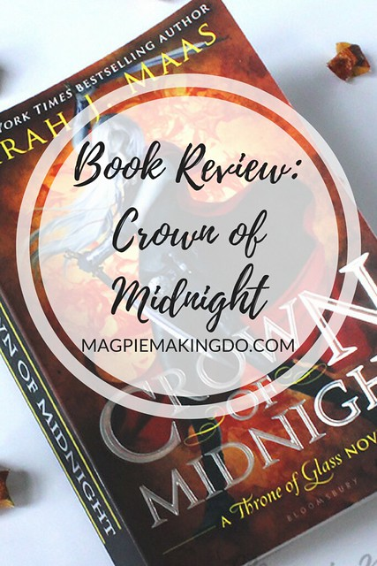 Book Review- Crown of Midnight by Sarah J. Maas
