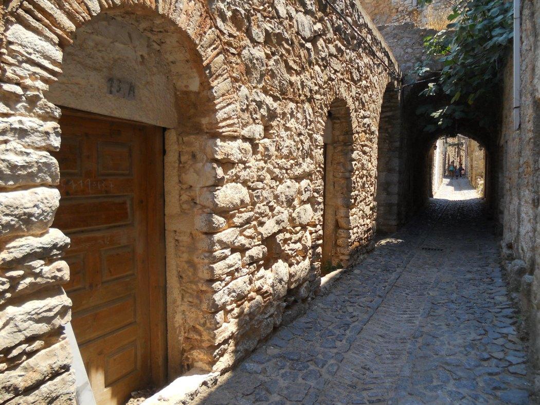 Mesta stone village