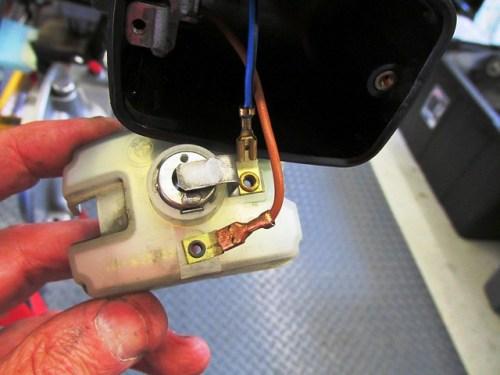 Rear Turn Signal Bulb Wiring