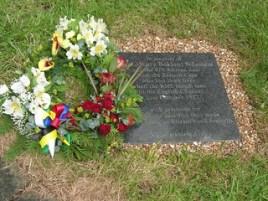 2007 SS Mendi Memorial at Newtimber