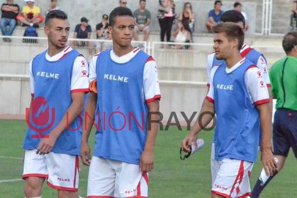 Rayo B 1-0 Alcorcón B (pretemporada)