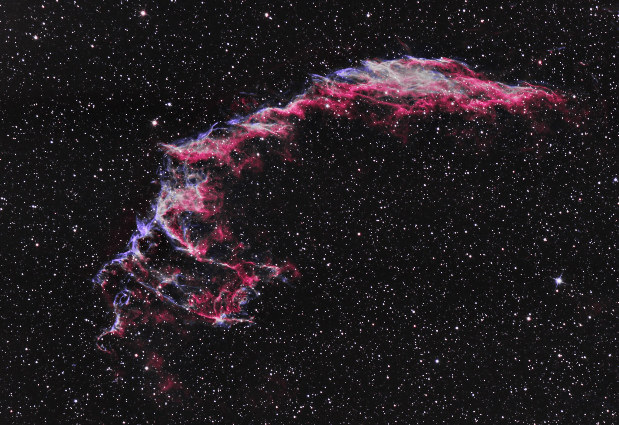 NGC 6995 Eastern Veil