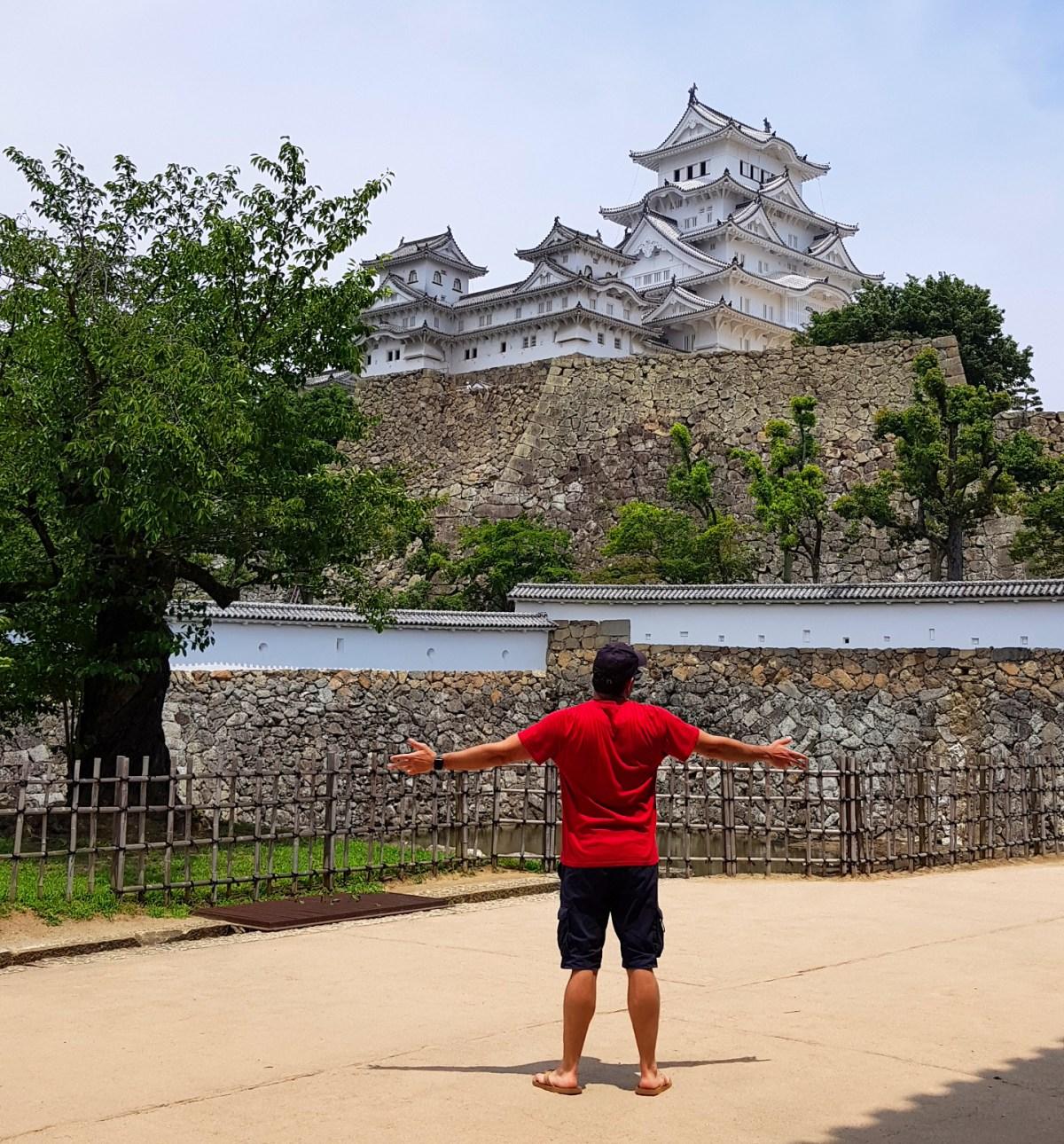 Castillo de Himeji - Viajar a Japón - ruta por Japón en dos semanas ruta por japón en dos semanas - 36507661340 976ac262db o - Nuestra Ruta por Japón en dos semanas (Diario de Viaje a Japón)