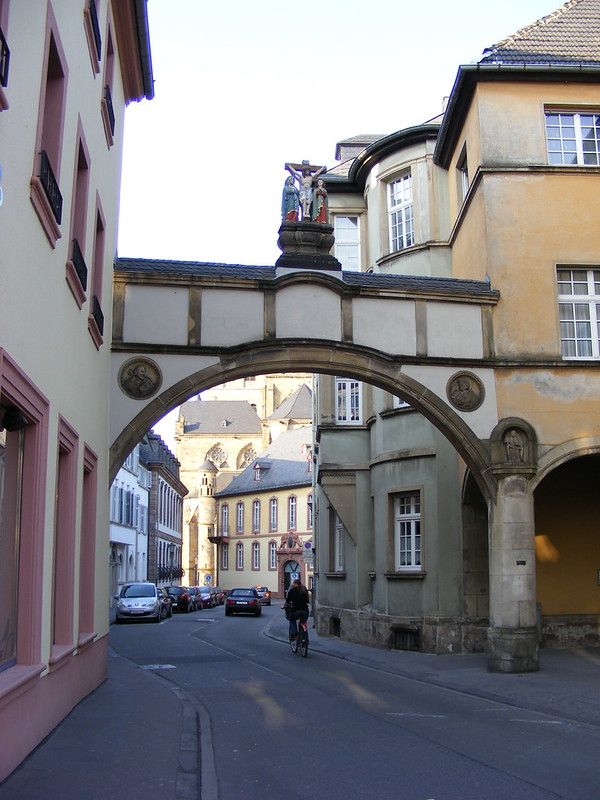 Picture from Trier, Germany