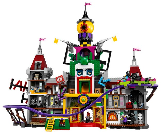 70922 The Joker Manor - 03