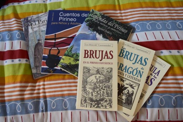 libros leyendas de pirineos