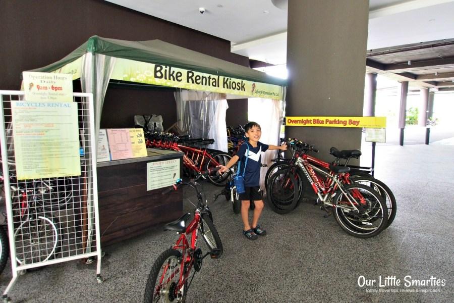 D'Resort Bike Rental