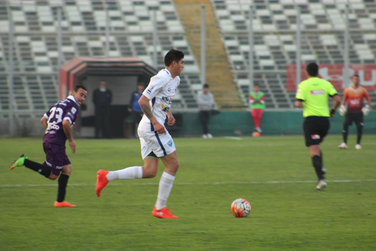 Deportes Recoleta 0-2 San Antonio Unido