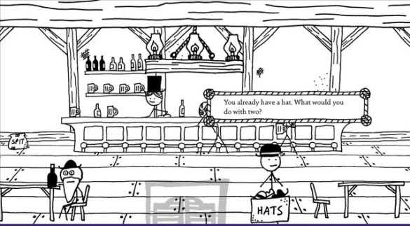 West of Loathing - Hats