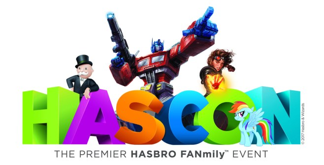 HASCON, The Premier Hasbro Fan & Family Event