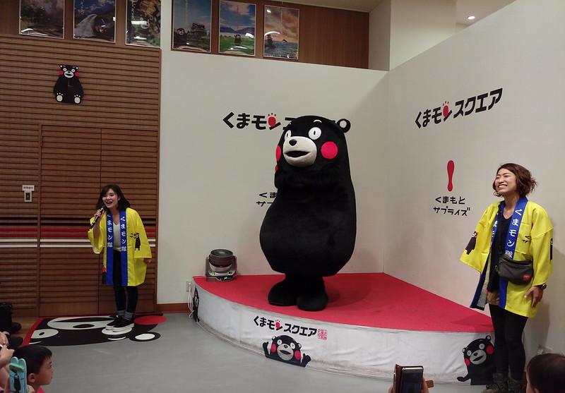 家族旅遊去北九州Day2-4-鶴屋百貨東館|熊本熊部長辦公室|KUMAMON廣場 @ 謝小徽的旅行手札 :: 痞客邦