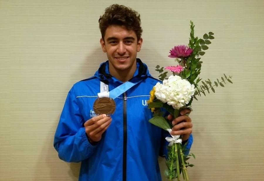 Mondiali di Nuoto Junior Indianapolis 2017 con Deplano si vola