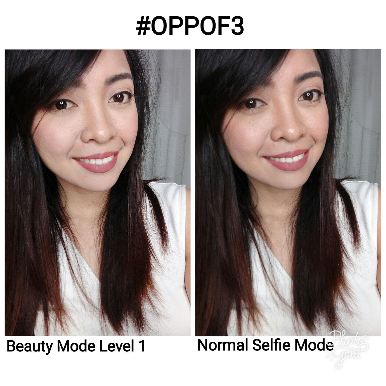16 OPPO F3 Selfie Expert Review Photos - Gen-zel She Sings Beauty