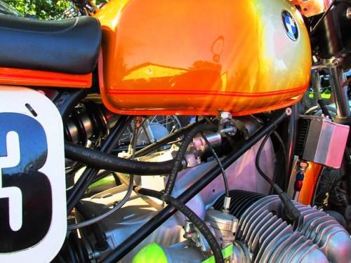 Udo Gietl Prepared 1976 RS Race Bike Replica