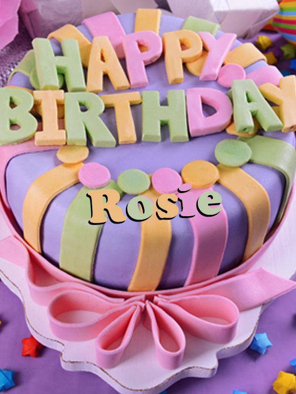 Happy Birthday Cake Mummy