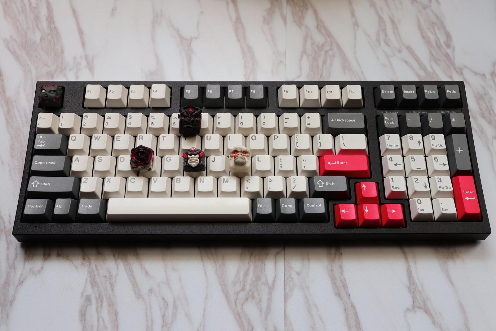 [鍵盤] FC980M x GMK Honeywell - 看板 Key_Mou_Pad - 批踢踢實業坊