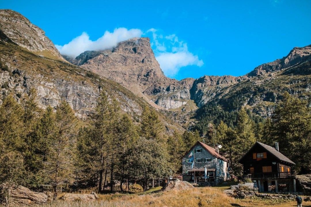 Rifugio Castiglioni, Alpe Devero
