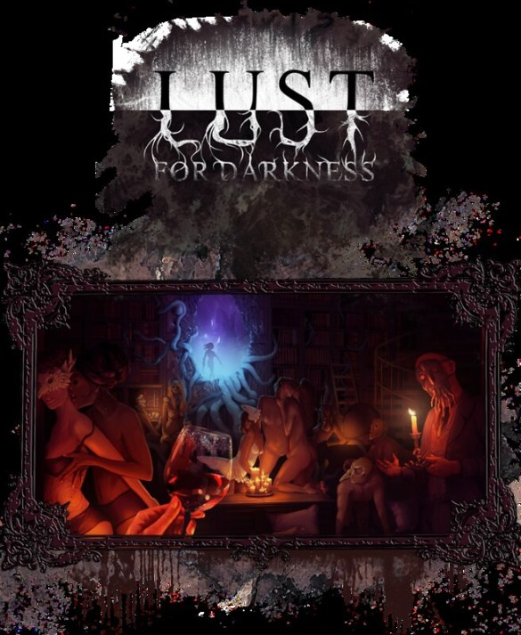Lust For Darkness Promo Art