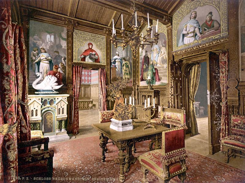 The Amazing History And Architecture Of Neuschwanstein