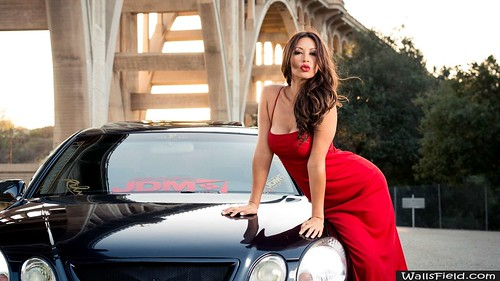 sexy girl car wallpaper - Cars hd wallpapers for desktop pics