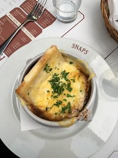 French Onion Soup, Snaps Reykjavik
