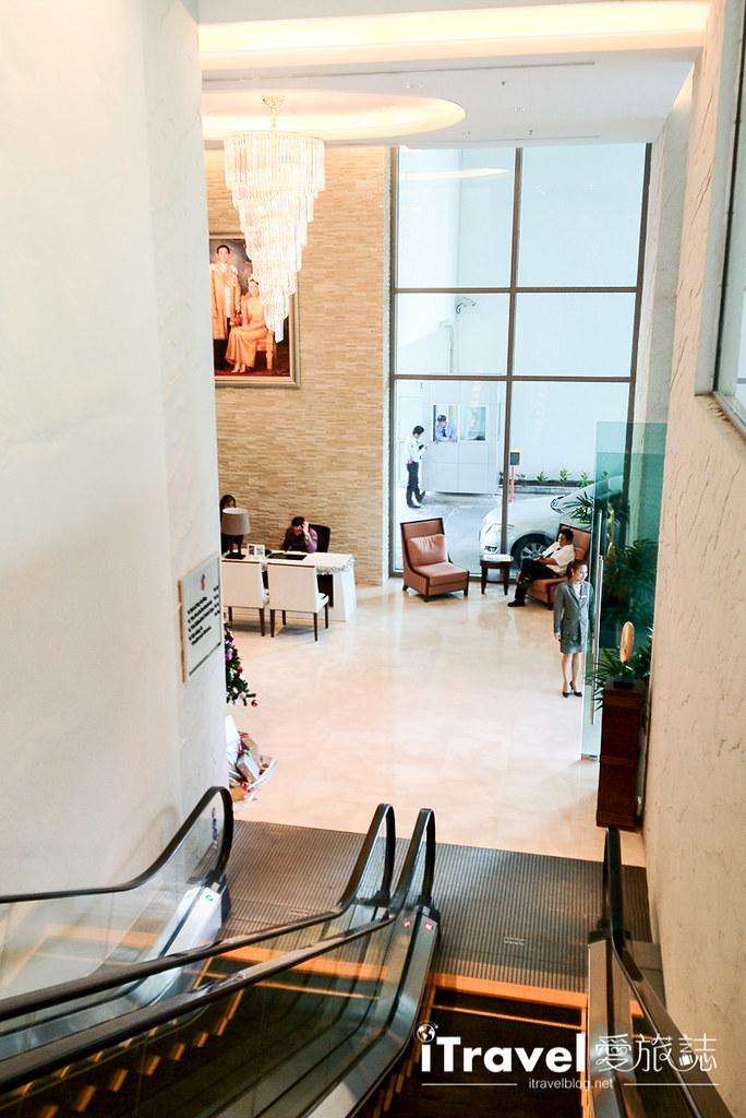 曼谷斯瓦特爾飯店 Sivatel Bangkok Hotel (2)