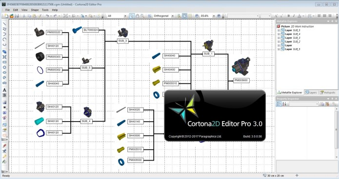Cortona2D pro Editor 3.0 full license