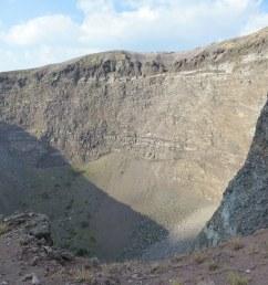 vesuvius rim view  [ 1024 x 768 Pixel ]