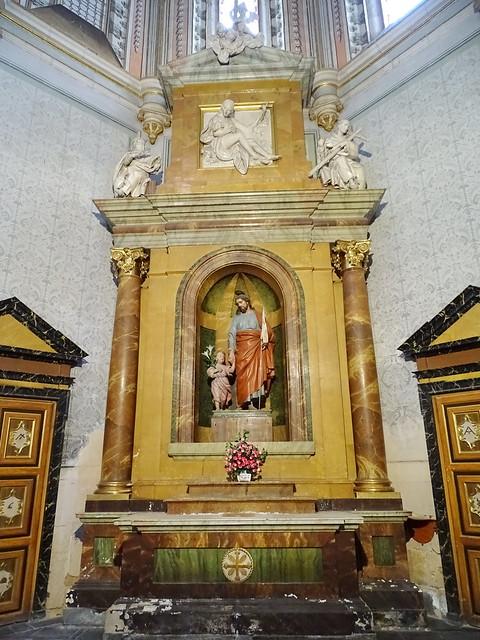 Segovia Capilla de San José Catedral de Nuestra Señora de la Asunción y de San Frutos 01