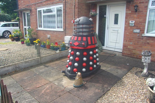Dalek and Son